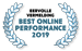 Best Online Performance Award