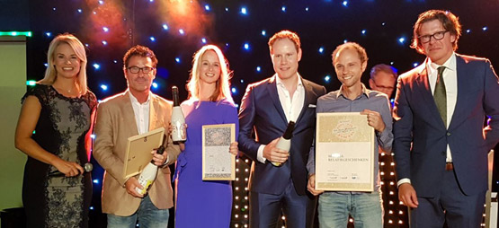 De 'Best Online Performance' award