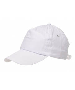 5 panel katoenen baseball cap