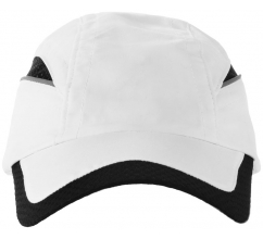 Qualifier 6 panel mesh cap bedrukken