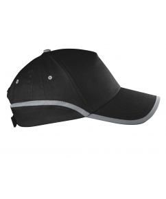 5 panel reflector cap Dallas bedrukken