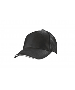6 panel baseball cap San Francisco bedrukken