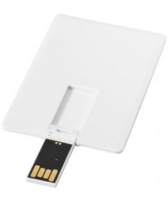 Slim credit card USB 4GB bedrukken