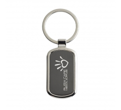 KeyTag Rectangle sleutelhanger bedrukken