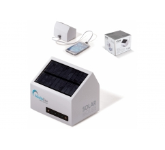 Powerbank Solar House 6000mAh bedrukken