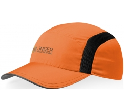 Rockwall jogging cap bedrukken