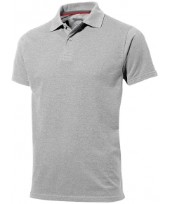 Advantage short sleeve polo bedrukken
