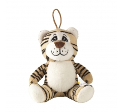 Animal Friend Tiger knuffel bedrukken