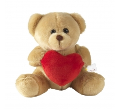 With Love Bear beer knuffel bedrukken